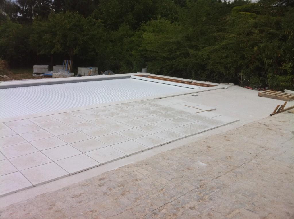 Back camera aqua bat91 for Piscine beton liner